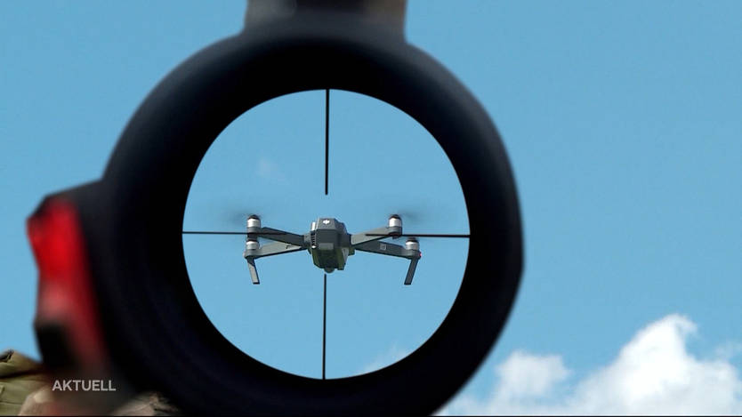 Drohnen Alarm